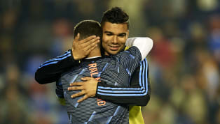 D-19 Real Madrid have confirmed that Casemiro and Eden Hazard have both tested positive for the coronavirus, but the rest of the squad and coaching staff have...