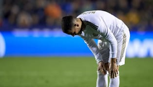 Eden Hazard bleibt das Sorgenkind (von Luka Jovic mal abgesehen) im diesjährigen Kader von Real Madrid. Der Belgier, der im letzten Sommer für fixe 100...