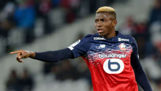 LOSC Lille owner Gerard Lopez has been playing it coy over star striker Victor Osimhen this weekend, admitting that there are 'multiple offers' on the...