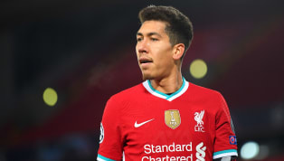 Roberto Firmino is unlikely to be risked for Liverpool's Wednesday night clash with Midtjylland, after picking up a slight knock in training, according to a...
