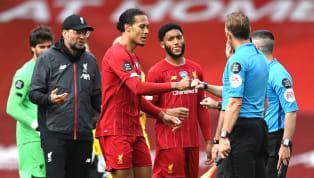 Liverpool menang 2-0 atas Aston Villa di laga lanjutan Liga Inggris di Anfield pada Minggu, 6 Juli 2020 dini hari WIB. Kedua gol The Reds dicetak Sadio Mane...