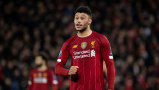Liverpool midfielder Alex Oxlade-Chamberlain has singled out teammate Andy Robertson as the worst player he's ever seen when taking part in the passing drill...