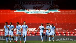 ข้อมูลการแข่งขัน การแข่งขัน : ฟุตบอลพรีเมียร์ลีกอังกฤษ 2019/20 วันแข่งขัน : วันเสาร์ที่ 11 กรกฎาคม 2020 ผลการแข่งขัน :ลิเวอร์พูล1-1 เบิร์นลีย์ สนาม :...