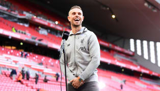 Liverpool captain Jordan Henderson has insisted that leaving Anfield never crossed his mind despite a tough start to his career on Merseyside. Henderson...