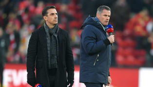 Gary Neville has hinted that Chelsea and Tottenham have a real chance of lifting the Premier League title this season, claiming Liverpool's defensive injuries...