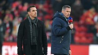 Exklusiv - In einem Interview mit unseren britischen Kollegen von 90min UK haben die beiden früheren englischen Nationalspieler Gary Neville und Jamie...