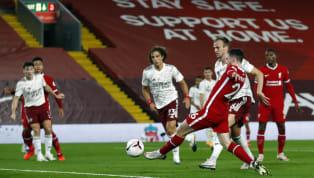 Liverpool mendapatkan kemenangan dengan skor 3-1 atas Arsenal dalam pertandingan ketiga Liga Inggris 2020/21. Laga di Anfield pada Selasa (29/9) dini hari WIB...
