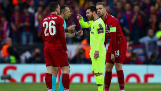 Liverpool full-back Andy Robertson has revealed what it is really like to face Lionel Messi in full throttle mode, and states that he regrets last year's...