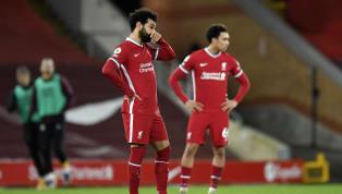 Liverpool menderita kekalahan dengan skor 0-1 dalam pertandingan Liga Inggris melawan Burnley di Stadion Anfield, Jumat (22/1). The Reds kesulitan untuk...