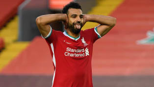 Liverpool forward Mohamed Salah bagged a hat-trick in Saturday's 4-3 win over Leeds United, celebrating his third goal by covering his ears and facing the...