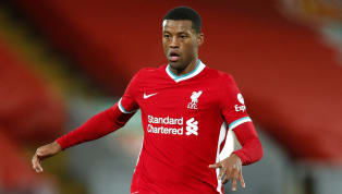 Georginio Wijnaldum is not currently in contract talks with Liverpool, despite his deal being due to expire at the end of the season and the Dutchman already...