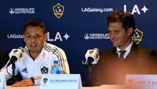 La crisis del LA Galaxy ya tiene nombre y apellido para los aficionados angelinos, se trata de Javier Hernández y Guillermo Barros Schelotto, fichaje estrella...
