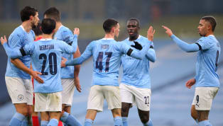 A strong Manchester City side advanced to the fourth round of the FA Cup with a comfortable 3-0 victory at home to Championship side Birmingham City on Sunday...