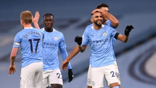 Riyad Mahrez grabbed himself a hat-trick to help Manchester City ease to a very convincing 5-0 win over a disappointing Burnley side at the Etihad on...