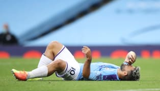 Manchester City manager Pep Guardiola has admitted he is concerned the knee injury picked up by striker Sergio Agüero in Monday's 5-0 win over Burnley could...