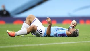Sergio Aguero is said to have told his friends that he is unlikely to feature for Manchester City in their remaining Champions League fixtures in 2019/20, due...
