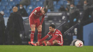 Trent Alexander-Arnold's name has scribbled onto Liverpool's injury list, as reports suggest the England defender will be out until early December after...
