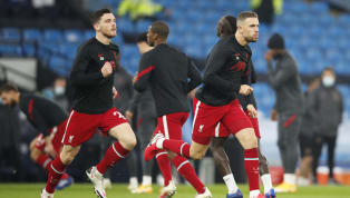 lash Liverpool might actually have an established footballer or two available to face Leicester City this weekend, as it is believed Andy Robertson and captain...