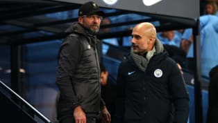 Manchester City manager Pep Guardiola has heaped praise on Liverpool, admitting he has never faced an opponent as strong as Jürgen Klopp's title winners. City...