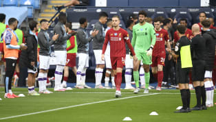 After all that furore, after all that debate, Manchester City's guard of honour for Premier League champions Liverpool went down like a damp squib. With all...