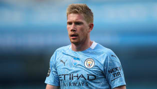 Kevin De Bruyne should win the Premier League Player of the Season award because he is the best player in the Premier League and there's not a lot else to it...