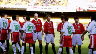 ture Manchester United rocked English football in more than one way in 1999. The club completed an historic Premier League, FA Cup and Champions League treble,...
