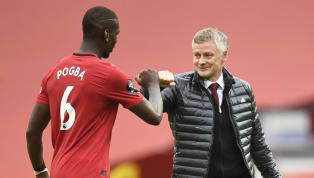 ates Manchester United midfielder Paul Pogba has revealed his delight to be back playing football again after spending most of the 2019/20 sidelined with foot...