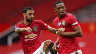 ข้อมูลการแข่งขัน การแข่งขัน : ฟุตบอลพรีเมียร์ลีกอังกฤษ 2019/20 วันแข่งขัน : วันเสาร์ที่ 4 กรกฎาคม 2020 ผลการแข่งขัน :แมนเชสเตอร์ ยูไนเต็ด5-2 บอร์นมัธ...