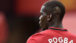 Manchester United midfielder Paul Pogba showed his support for the Black Lives Matter movement with his new haircut during United's 5-2 win over Bournemouth...