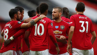 ries Manchester United came from behind to record a thumping 5-2 win over relegation-threatened Bournemouth at Old Trafford on Saturday, with Ole Gunnar...