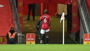 Paul Pogba could miss Manchester United's upcoming FA Cup clash with West Ham on Tuesday, but is expected to have avoided a serious injury despite his early...