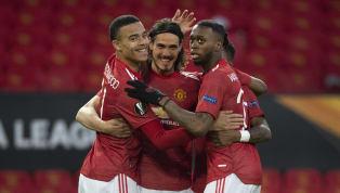 Pekan ke-32, kompetisi Liga Inggris 2020/21 Pertandingan: Manchester United vs Burnley Stadion: Old Trafford Waktu / Tanggal : 22:00 WIB, Minggu 18 April 2021...
