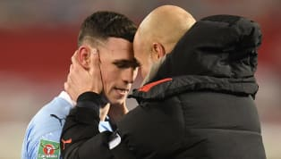 You could write a fairly lengthy novel consisting purely of quotes from Pep Guardiola about just how much of a special talent Phil Foden is. Whenever he's...