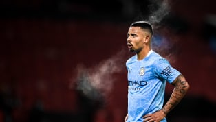 In news that, honestly, isn't an off-colour joke, Manchester City announced on Christmas morning that Gabriel Jesus has tested positive for COVID-19. Jesus...