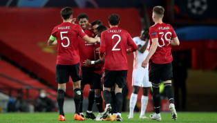 Manchester United hit five past RB Leipzig with Marcus Rashford scoring a hat-trick at Old Trafford in Wednesday night's Champions League clash. Mason...