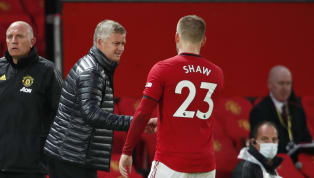 iams Manchester United left-backs Luke Shaw and Brandon Williams are both doubts for Thursday night's crucial Premier League fixture against Crystal Palace,...