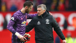 Manchester United manager Ole Gunnar Solskjaer has insisted he has never contemplated dropping goalkeeper David de Gea, despite the Spaniard's indifferent run...
