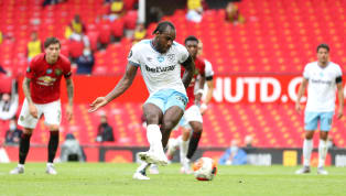 Utd David Moyes and Michail Antonio have explained why the latter took West Ham's penalty against Manchester United at Old Trafford on Wednesday evening. The...