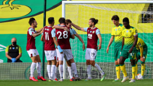 ries Burnley made it an impressive seven games unbeaten on Saturday, as they beat Norwich 2-0 at Carrow Road. A VAR check saw Norwich go down to 10 men, as...