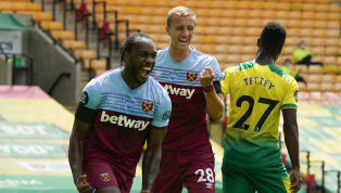tion Norwich City's relegation from the Premier League was confirmed on Saturday as they fell to a miserable 4-0 defeat to West Ham, with Michail Antonio...