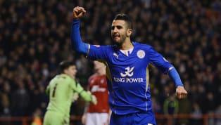 Estos jugadores sorprendieron al mundo cuando muchos no los conocían... 1. Riyad Mahrez Riyad Mahrez Tan solo 500.000 euros le costó a Leicester City hacerse...