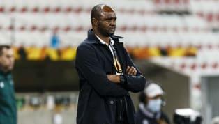 Nice a remporté son match en Ligue Europa (1-0), jeudi soir, mais les joueurs et l'entraîneur Patrick Vieira n'avaient pas entièrement la tête au football....