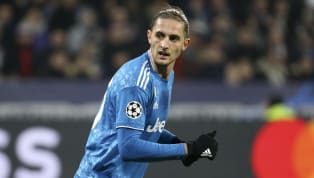 Manchester United have held initial talks with Adrien Rabiot's agent regarding the player's future at Juventus, according to a report. He may have only joined...