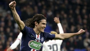 Manchester United have emerged as 'serious' contenders to sign Paris Saint-Germain forward Edinson Cavani on a free transfer this summer. The 33-year-old's...