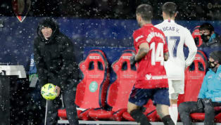 Malgré les conditions climatiques, la rencontre entre Osasuna et le Real Madrid s'est déroulée. Dans un rythme soporifique, les Madrilènes ont rarement...