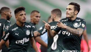 Na noite da última quarta-feira (21), o Palmeiras se despediu da fase de grupos da CONMEBOL Libertadores com mais uma goleada: 5 a 0 sobre o Tigre (ARG),...