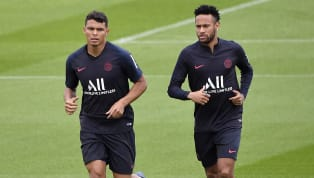 Brazilian centre back Thiago Silva put pen to paper on a contract with Chelsea after former Paris Saint-Germain teammate Neymar enthusiastically convinced him...