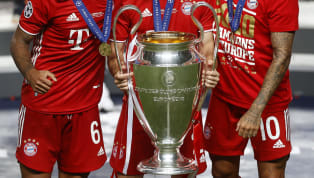 Con el final de los cuartos de Liga de Campeones quedan únicamente cuatro clubes peleando por el título. El partido por el título contará con los ganadores de...