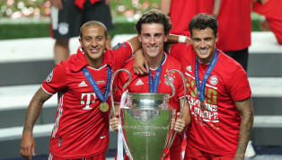 Com a confirmação da despedida de Thiago Alcântara do Bayern de Munique - acertou sua saída rumo ao Liverpool -, o elenco do maior campeão alemão ficou sem...