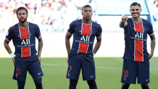 lash Paris Saint-Germain have confirmed that forward Kylian Mbappe has joined team-mates Neymar and Mauro Icardi on the treatment table, with the star trio all...
